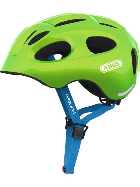 ABUS Youn-I Helmet sparkling green